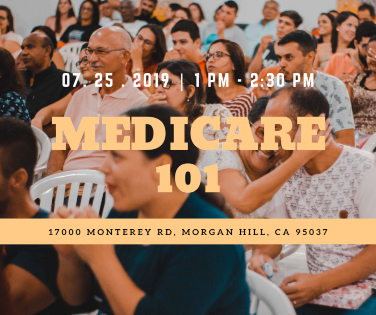medicare 101 morgan hill